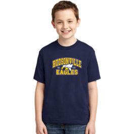 Youth Dri-Power Active 50/50 Cotton/Poly T-Shirt