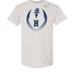 Hudsonville Football Short Sleeve Unisex T-Shirt-0006