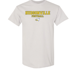 Hudsonville Football Short Sleeve Unisex T-Shirt-0021