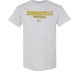 Hudsonville Football Short Sleeve Unisex T-Shirt-0022