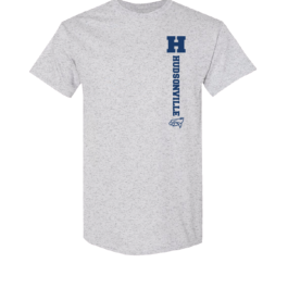 Hudsonville Eagles Short Sleeve Unisex T-Shirt-0039