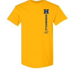 Hudsonville Eagles Short Sleeve Unisex T-Shirt-0040