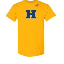 Hudsonville Eagles Short Sleeve Unisex T-Shirt-0041