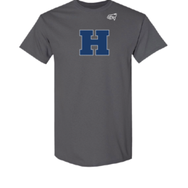 Hudsonville Eagles Short Sleeve Unisex T-Shirt-0042