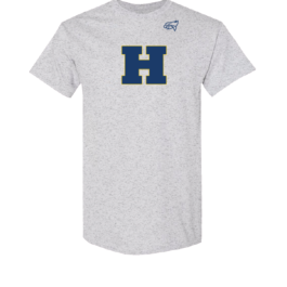Hudsonville Eagles Short Sleeve Unisex T-Shirt-0044
