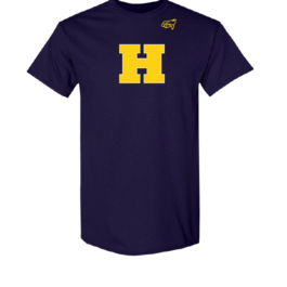 Hudsonville Eagles Short Sleeve Unisex T-Shirt-0045
