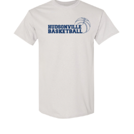 Hudsonville Basketball Short Sleeve Unisex T-Shirt-0063